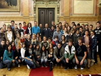 Az Andrássy vendégeit köszöntötte a polgármester